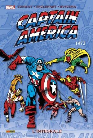 Captain America # 1972