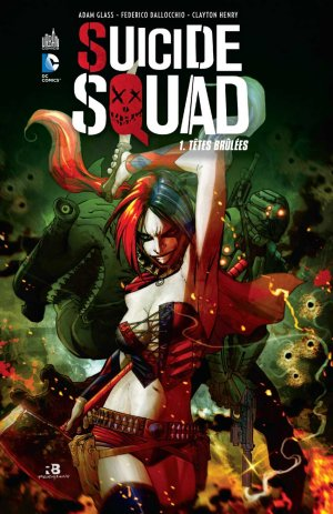 Suicide Squad édition TPB Hardcover - Issues V4