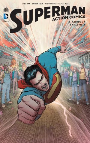Superman - Action comics T.2
