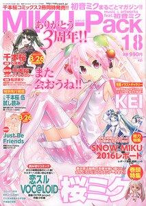 Miku-Pack Music & Artworks 18 Magazine