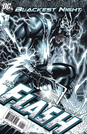 Blackest Night - The Flash édition Issues