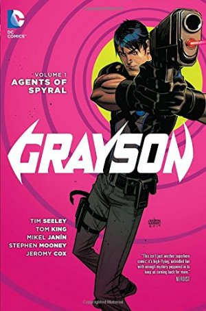 Grayson édition TPB softcover (souple)