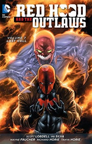Red Hood and the Outlaws - Futures End # 7 TPB softcover (souple) - Issues V1