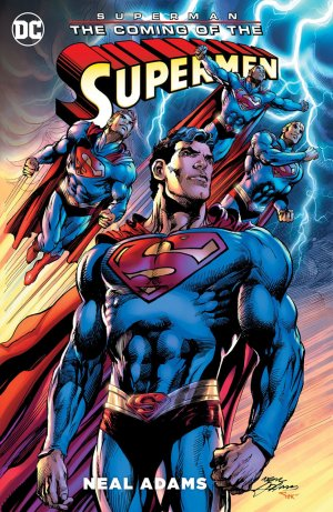 Superman - The Coming of the Supermen édition TPB hardcover (cartonnée)