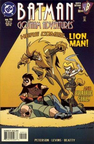 Batman - The Gotham Adventures # 19 Issues