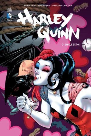 Harley Quinn # 3 TPB hardcover (cartonnée) - Issues V2
