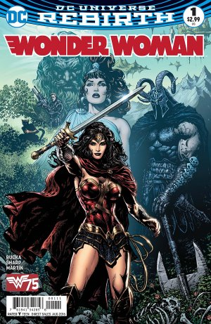 Wonder Woman # 1 Issues V5 - Rebirth (2016 - en cours)