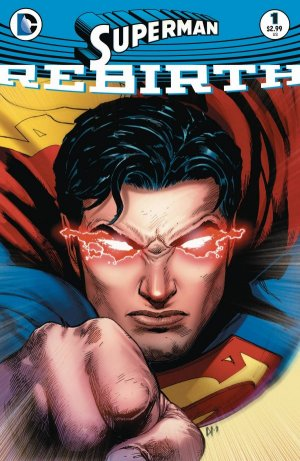 Superman Rebirth édition Issues