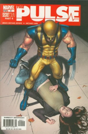 Jessica Jones - The Pulse # 9 Issues (2004 - 2006)