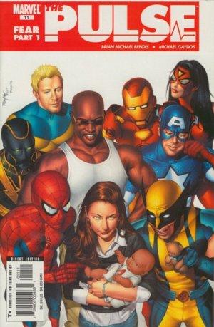 Jessica Jones - The Pulse # 11 Issues (2004 - 2006)