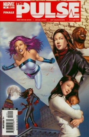 Jessica Jones - The Pulse # 14 Issues (2004 - 2006)
