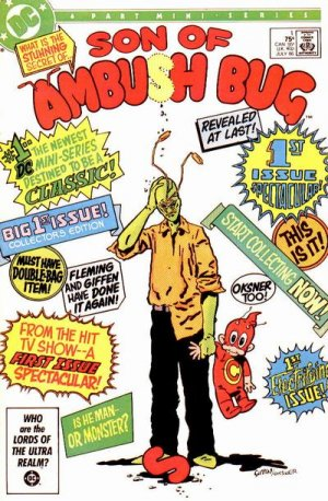 Son of Ambush Bug édition Issues