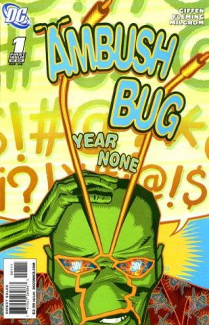 Ambush Bug - Year None édition Issues