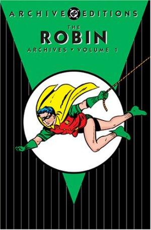Robin Archives édition TPB hardcover (cartonnée)