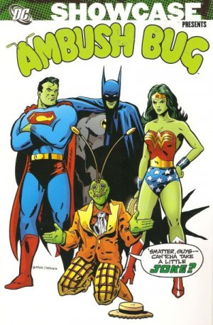 Showcase Presents - Ambush Bug édition Intégrale