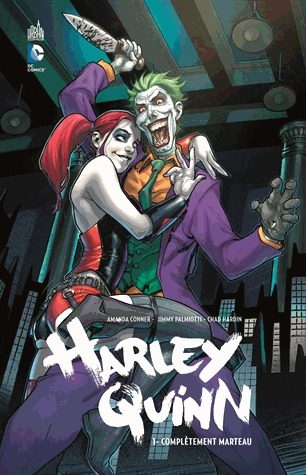 Harley Quinn édition TPB softcover (souple) - Issues V2