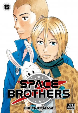 Space Brothers T.15