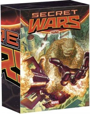 Secret Wars - Marvel Zombies # 4 Coffret