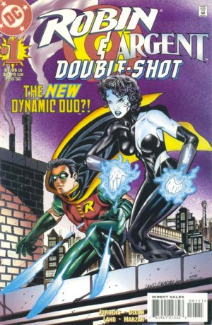 Robin / Argent - Double Shot édition Issues