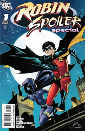 Robin / Spoiler Special édition Issues