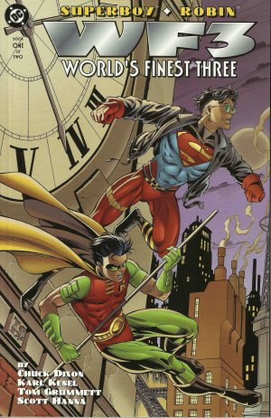 WF3 - World's Finest Three (Superboy / Robin) édition Issues
