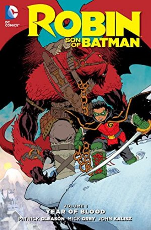 Robin - Fils de Batman édition TPB hardcover (cartonnée)