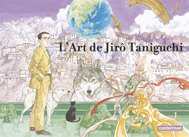 L'Art de Jirô Taniguchi édition Simple