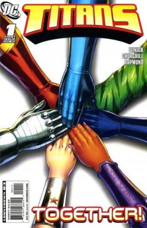 Titans (DC Comics) édition Issues V2 (2008-2011)