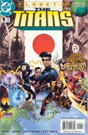 Titans (DC Comics) édition Issues V1 - Annuals (2000)