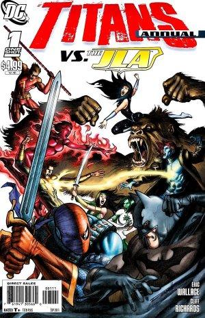 Titans (DC Comics) édition Issues V2 - Annuals (2011)