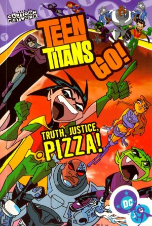 Teen Titans Go ! édition TPB softcover (souple) - Issues V1