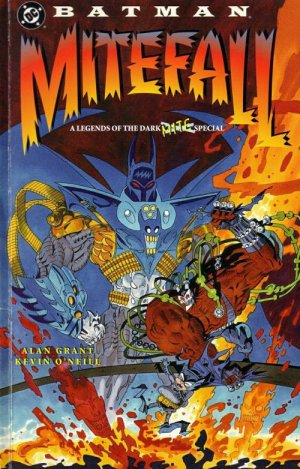 Batman - Mitefall édition Issues