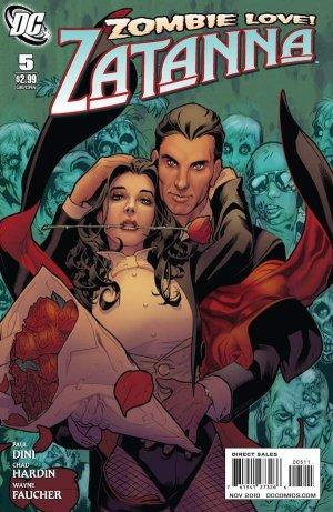 Zatanna # 5 Issues V2 (2010 - 2011)