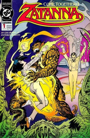 Zatanna édition Issues V1 (1993)