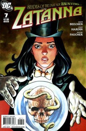 Zatanna # 7 Issues V2 (2010 - 2011)