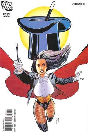 Zatanna # 9 Issues V2 (2010 - 2011)