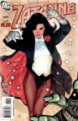 Zatanna # 11 Issues V2 (2010 - 2011)