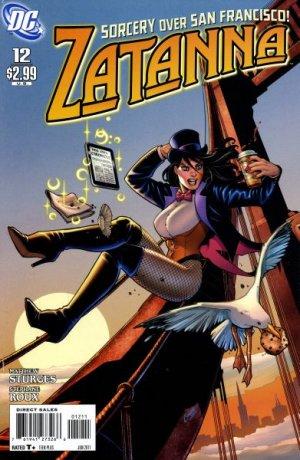 Zatanna # 12 Issues V2 (2010 - 2011)