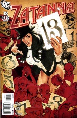 Zatanna # 13 Issues V2 (2010 - 2011)