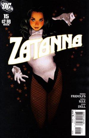 Zatanna # 15 Issues V2 (2010 - 2011)