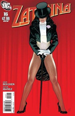Zatanna # 16 Issues V2 (2010 - 2011)