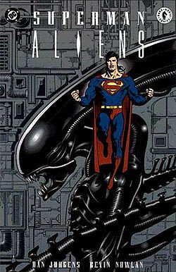 Superman / Aliens édition Issues