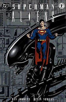 Superman / Aliens # 1 Issues