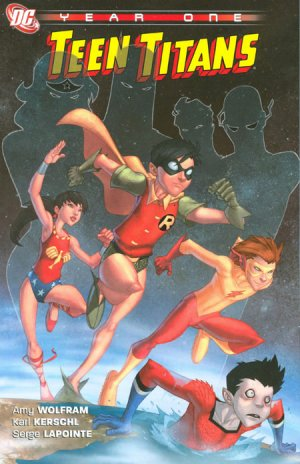 Teen Titans - Year One édition TPB softcover (souple)