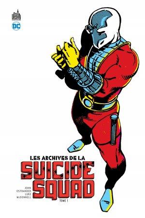 Les Archives de La Suicide Squad T.1