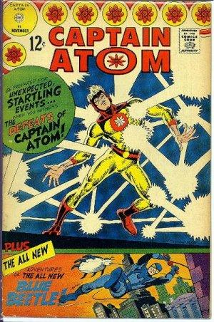 Captain Atom # 83 Issues (1965 - 1967)