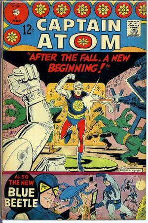 Captain Atom # 84 Issues (1965 - 1967)