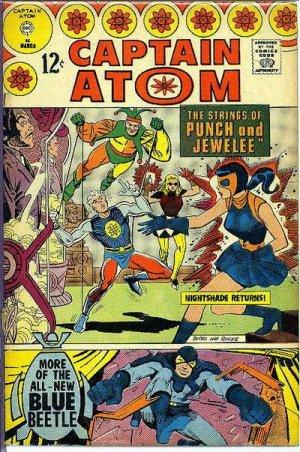 Captain Atom # 85 Issues (1965 - 1967)
