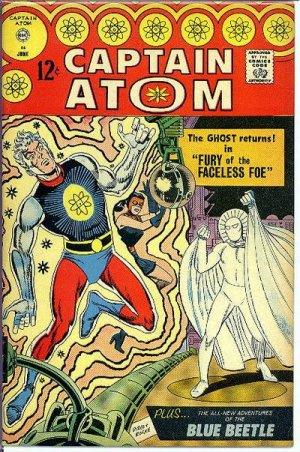 Captain Atom # 86 Issues (1965 - 1967)