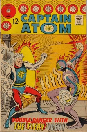 Captain Atom # 87 Issues (1965 - 1967)